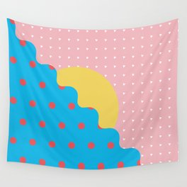 Memphis Style N°6 Wall Tapestry