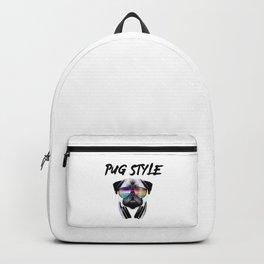 Pug Style Backpack