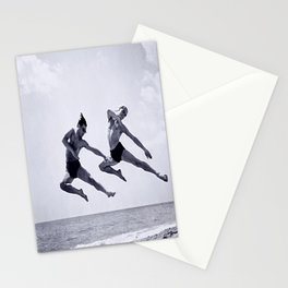 Ballet Monte-Carlo Beach Deux Stationery Cards