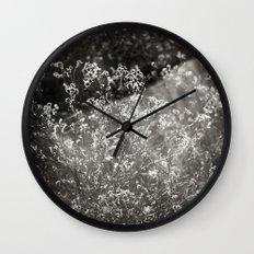 Catching the light Wall Clock