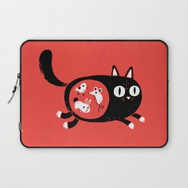 It's What's Inside That Counts Laptop Sleeve