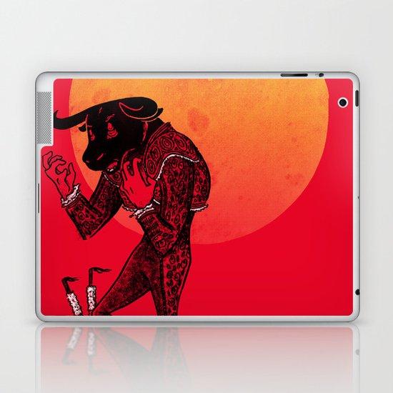 Matador's Dilemma Laptop & iPad Skin