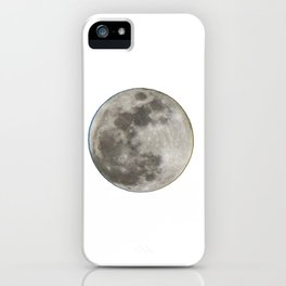 moon,planets,cosmos iPhone Case