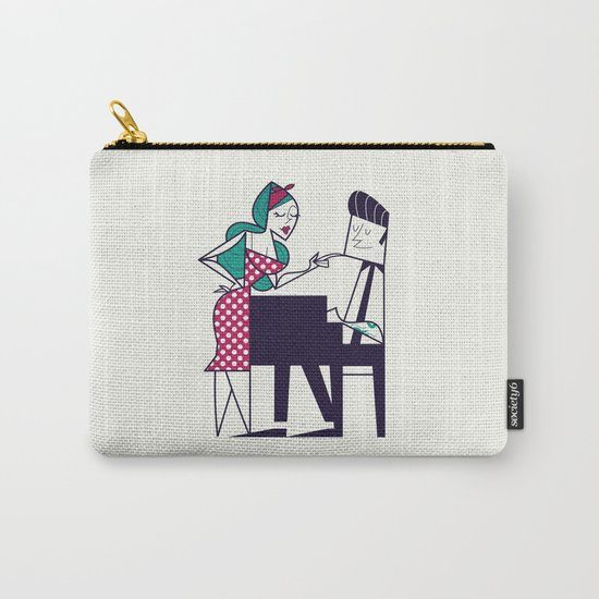 Play it again Carry-All Pouch