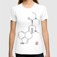 lsd T-shirts featuring LSD by unknown