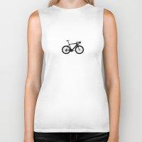 sport Biker Tanks featuring sport bike by Fabian Bross