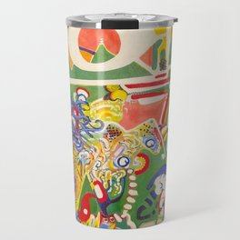 Who Does Your Love Serve? Travel Mug
