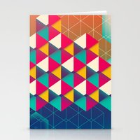 scales Stationery Cards featuring Scales  by sixsixtysix