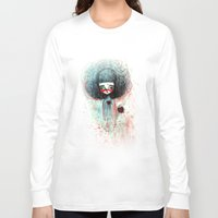 anna Long Sleeve T-shirts featuring Anna by solocosmo
