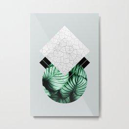 Geometric Composition 4 Metal Print