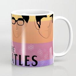 The Big Beatle Theory Coffee Mug
