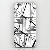 kaleidoscope iPhone & iPod Skins featuring Kaleidoscope  by Chris Klemens