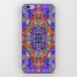 Spectral Threads iPhone Skin