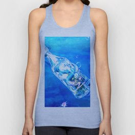 Underwater Jail Unisex Tank Top