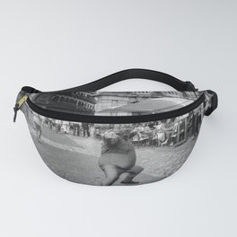 Fat Spider Man Fanny Pack