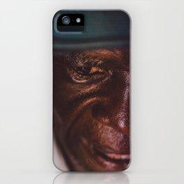 P A P A iPhone Case
