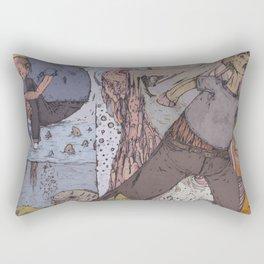 badfish>sadboy Rectangular Pillow