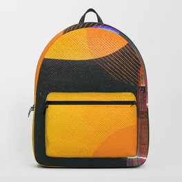 From the depths of the land Backpack