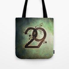 29 Tote Bag
