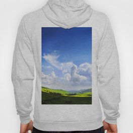 Green Meadow Hoody