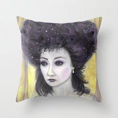 The Emperor's Paramour Throw Pillow