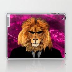 Lion Suit Laptop & iPad Skin