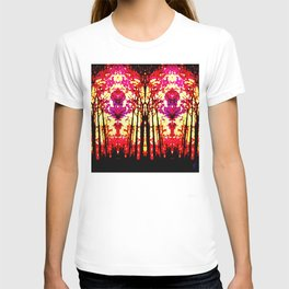 Sunset Stain Glass T-shirt
