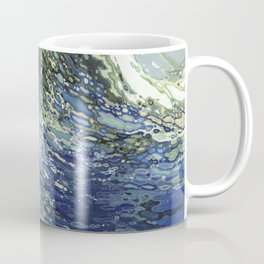 Ebb and Flow Splashing Wave Juul Art Coffee Mug