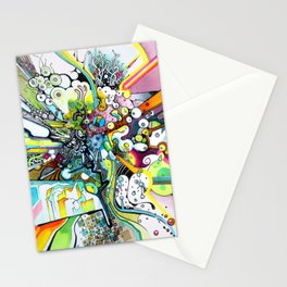 Tubes of Wonder - Watercolor Painting and Time-lapse Stationery Cards