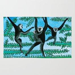 Noah's Ark - Gibbon Ape Rug