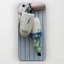 Amagansett Buoys iPhone Skin