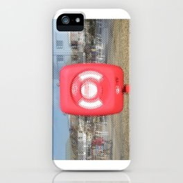 Lifebelt 02 iPhone Case