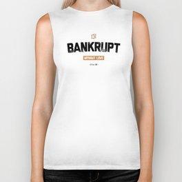 Bankrupt Biker Tank