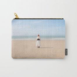 La jeune fille et la mer Carry-All Pouch