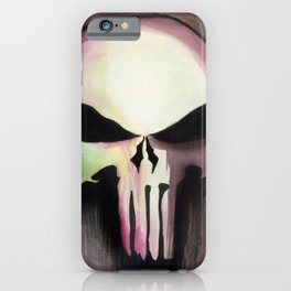 The Punisher #4 iPhone Case