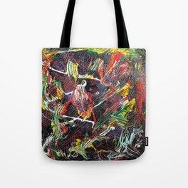 Just a Couple of Kooks Romancing Tote Bag