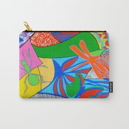 Bugs rock Carry-All Pouch