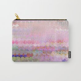 pastel pink pattren Carry-All Pouch