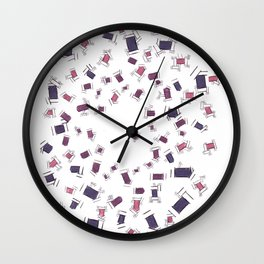 Belonging Wall Clock