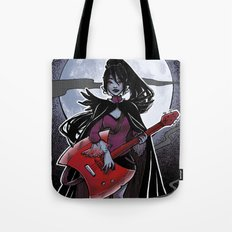 Night of the scream queen II Tote Bag