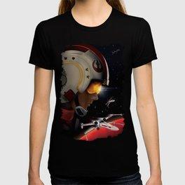 Luke, Yavin patrol, Red Five T-shirt