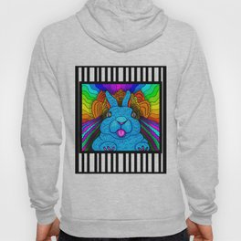 RABBIT IN PARADISE Hoody