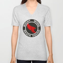Right Wing Death Squad 5 Unisex V-Neck