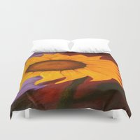 sister Duvet Covers featuring Sister by Jessica Nicole Pacheco