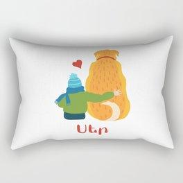 Love - Ser Rectangular Pillow