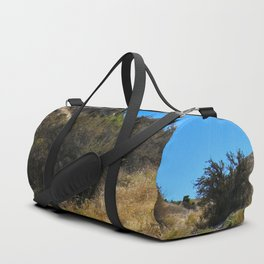 Dust and Dirt Duffle Bag