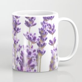 Purple Lavender #1 #decor #art #society6 Coffee Mug