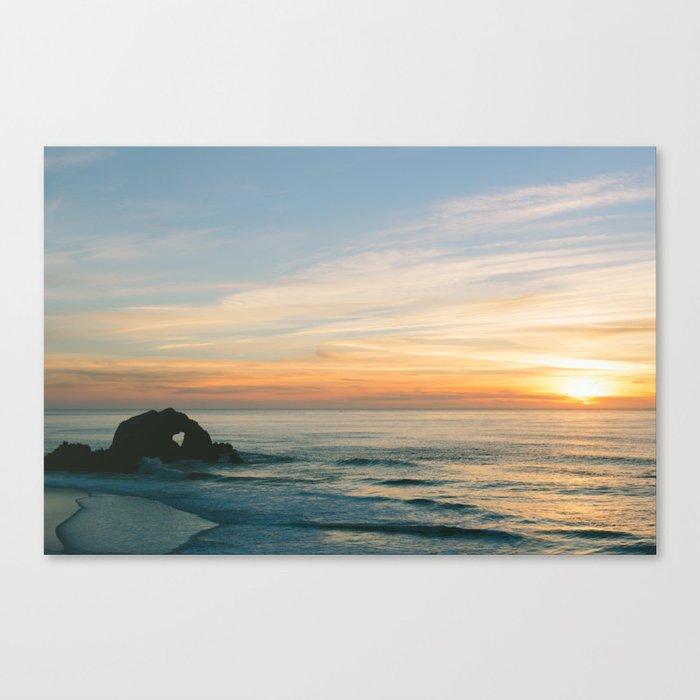 Sutro Baths, San Francisco. Canvas Print