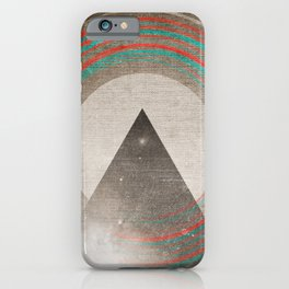 Stereo Induction iPhone Case