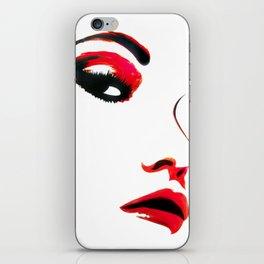 light/love iPhone Skin